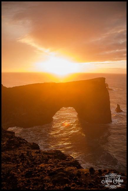 Iceland Weding Dyrholaey Cliffs Photos by Miss Ann