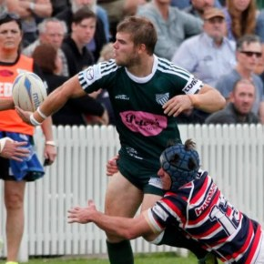 VIDEO: Australian back Ford joins Koteczky at Plymouth Albion