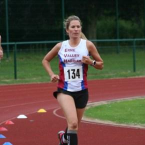 GALLERY: Erme Valley's McEwing wins Devon 10,000m title at Tavistock