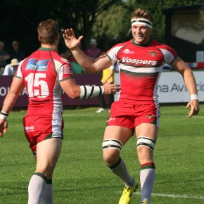 Albion look to challenge Esher for fourth spot