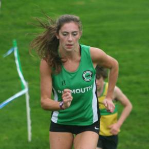 Plymouth's Tank enjoys success in her first collegiate race for Utah