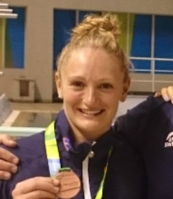 New diving role for Plymouth Olympian Barrow
