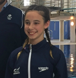 Plymouth Diving pair impress at Mediterranean Cup in Italy