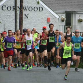 July is a bumper month for running races in the region