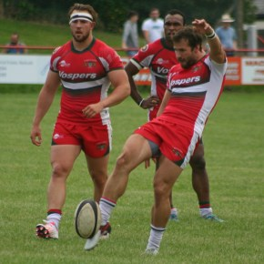 Plymouth Albion trio named in England Counties squad for Scotland match