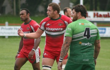 Rupert Cooper will make his first Albion start at Hartpury