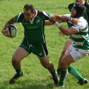 RUGBY PREVIEWS: Paterson hoping for memorable 100th appearance for Ivybridge