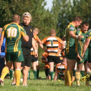 Mathias hopes Oaks can continue to build as he looks to life away from rugby