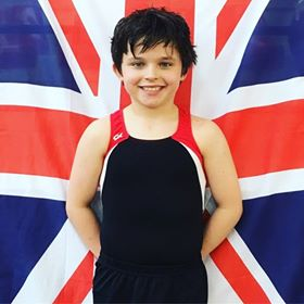 Young Plymouth trampoline stars impress on international stage