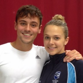 Couch and Daley ready for World Diving Series event in Kazan