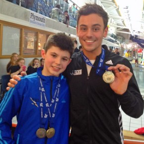 Divers Daley and Dixon claim medals at top international events