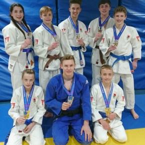 Judo club enjoys success at top international event in Scotland
