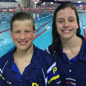 Plymouth Leander's Broekhoven earns selection for European Youth Olympic Festival
