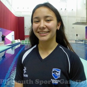 Plymouth Diving make impressive start to Scottish National and Open Championships