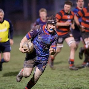 Services narrowly beaten by Cullompton in county cup semi-final at the Rectory