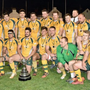 RUGBY: Lockie Cup holders Oaks ready for quarter-final battle with 2017 winners Techs