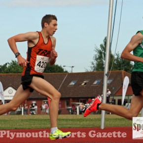 Smart sets new 3,000m personal best at BMC meeting in Exeter