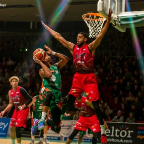 Raiders suffer more agony at the hands of Leicester in the BBL