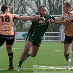 RUGBY PREVIEWS: Big derby battle for Ivybridge, while Services face another top-of-the-table clash
