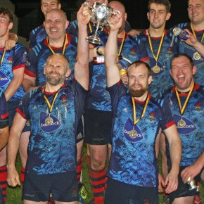 GALLERY: Services overcome Techs in tough battle to win Lockie Cup