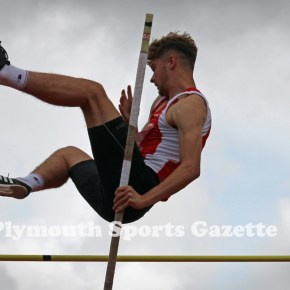 GALLERY: West Devon trio impress at English Schools' Combined Events Championship