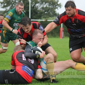 RUGBY REPORTS: Ivybridge, Oaks and Tamar Saracens continue their impressive starts