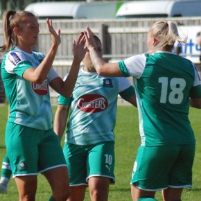 Argyle Ladies look to progress in National League Plate against AFC Wimbledon
