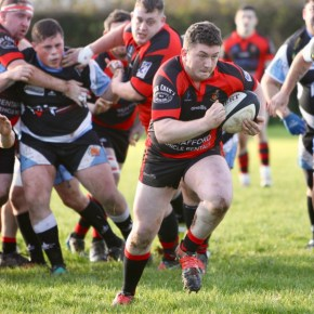 RUGBY REPORTS: Vital home wins for Saltash and Tavistock, plus away joy for Services