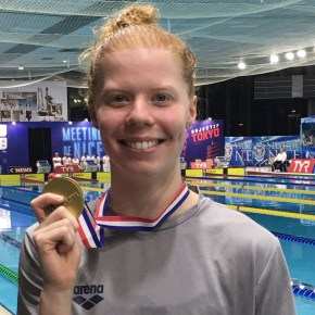 Stephens smashes her lifetime best on the first day of the British trials