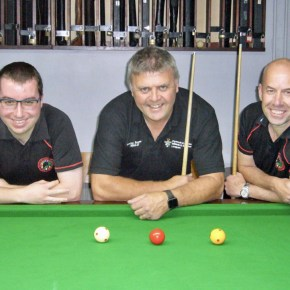 Keyham Cons win Plymouth Billiards League's Roger Ayers Memorial title