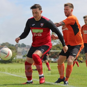 GALLERY: Pictures from Plymstock United v D&C Auto Repairs