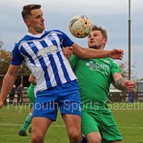 GALLERY: Pictures from Lakeside Athletic v Ottery St Mary