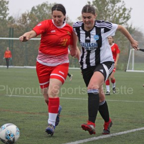 WOMEN'S FOOTBALL: More agony for Argyle, but joy for Saltash teams