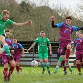 GALLERY: Pictures from Lakeside Athletic v Paignton Villa