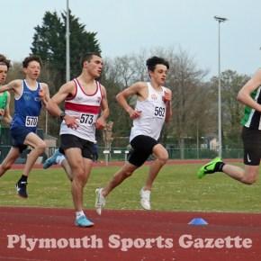 GALLERY: Athletes make their mark in Tavistock Spring Warm-up Meet