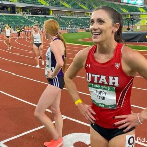 City of Plymouth's Tank books her spot at the NCAA Championships
