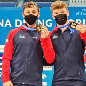 Daley and Lee send out a message to their Olympic rivals with World Cup success