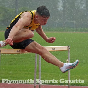 ATHLETICS: City of Plymouth youngsters impress at Par Mini Series