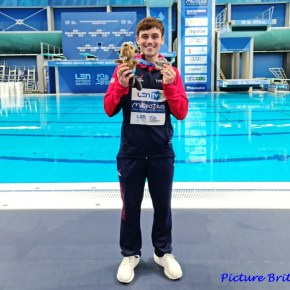 Daley vows to get even sharper ahead of Tokyo Olympic Games