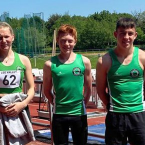 Plymouth hurdlers impress at Lee Valley, while Plymstock pair win at Race the Tide