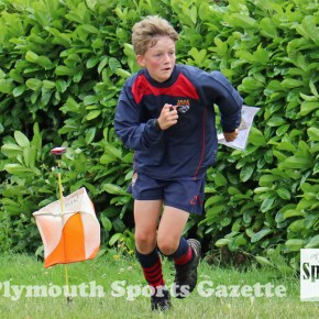 GALLERY: Pictures from Devon Orienteering Club's event at Plymouth's Central Park