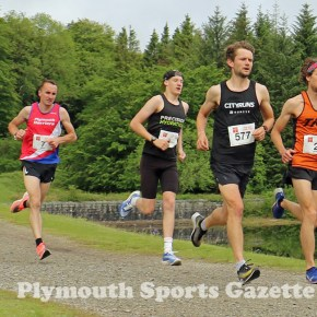 GALLERY: Andrews and Fletcher finish in top three at Burrator 10k