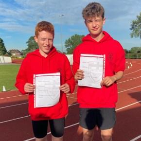 Maczugowski wins South West Schools' pentathlon title as Devon team shine