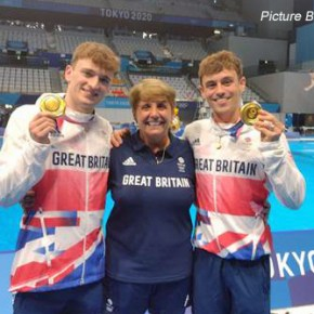 Daley cannot believe he has finally won an Olympic gold medal
