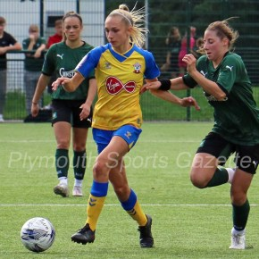 WOMEN'S FOOTBALL: Home defeat for Argyle and mixed fortunes for Signal Box