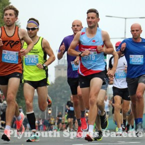 GALLERY: Pictures from Britain's Ocean City Half Marathon and Plymouth 10k & 5k