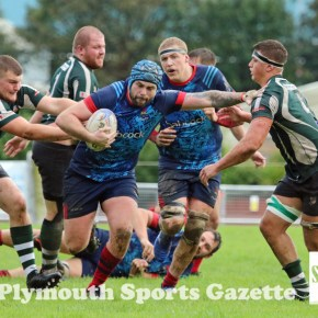 RUGBY REPORTS: Services win top-of-the-table clash, while Oaks cause an upset