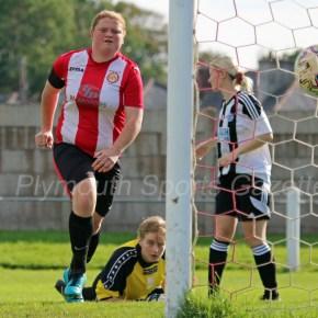 WOMEN'S FOOTBALL: Wins for Argyle U23s and Saltash Borough