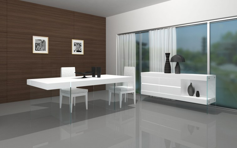 white modern dining room sets. All Modern Dining Room Sets Design Ideas And Inspiration White
