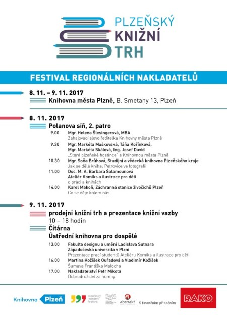 plzeňský knižní trh